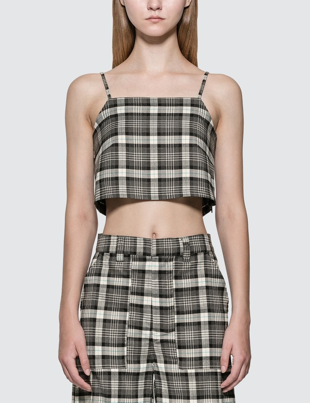 X-Girl Plaid Camisole