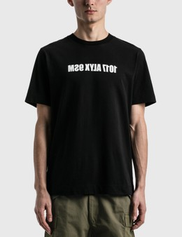 1017 ALYX 9SM Mirrored Logo T-shirt