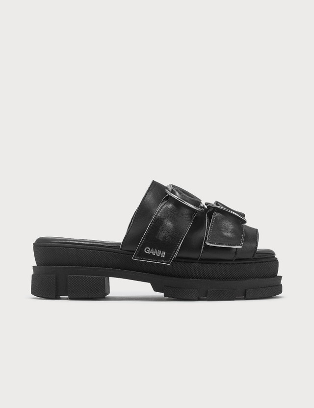 Ganni Sporty Sandals