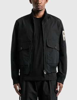 Emporio Armani R-EA Show Nylon Jackets