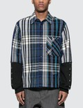 Off-White Check Jersey Shirt Picutre