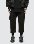 Guerrilla-group Cropped Cargo Pants Picture