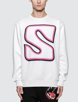SSS World Corp Jersey Sweatshirt