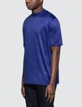 Lanvin High Collar Reg Fit Mercerized S/S T-Shirt