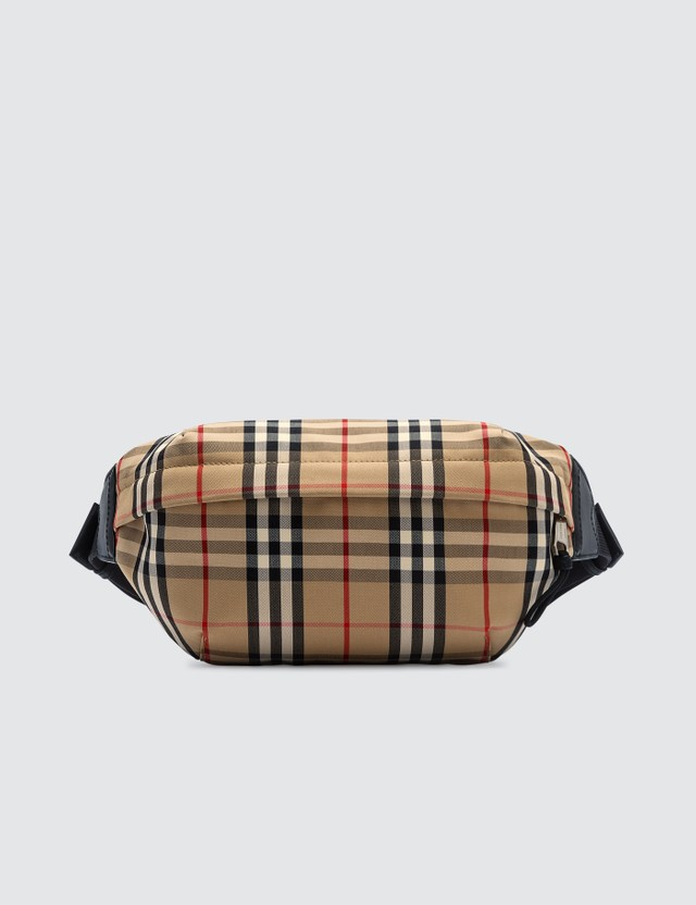Burberry Medium Vintage Check Bonded Cotton Bum Bag