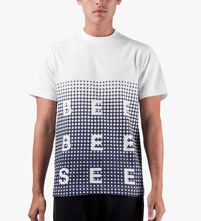 Billionaire Boys Club White S/S Spectrum Dot T-Shirt