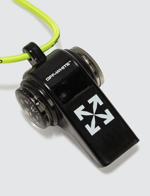 Off-White Whistle