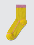 Hysteria By Happy Socks Lily Rib Ankle Socks Picture