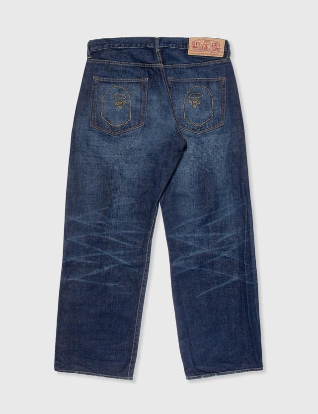BAPE Bape Jeans Denim Archives