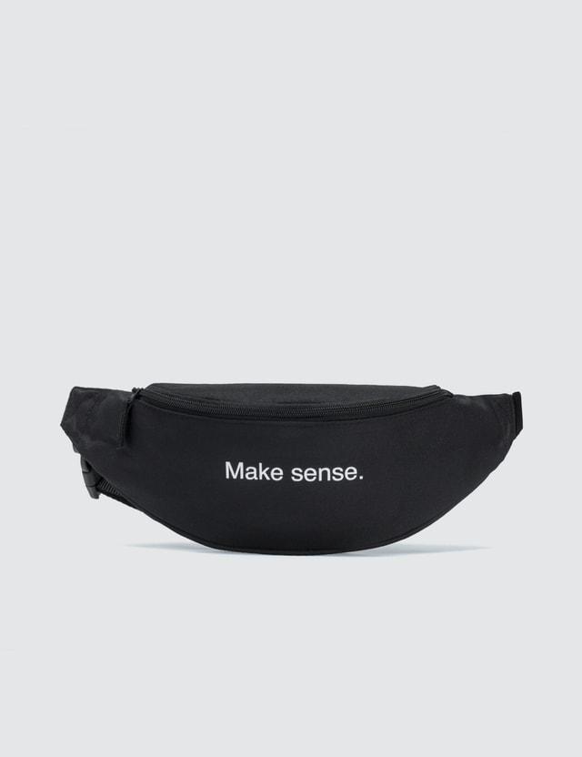 Fuck Art, Make Tees Make Sense. Bum Bag