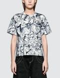 MM6 Maison Margiela Patch Pocket Short Sleeve T-shirt Picture