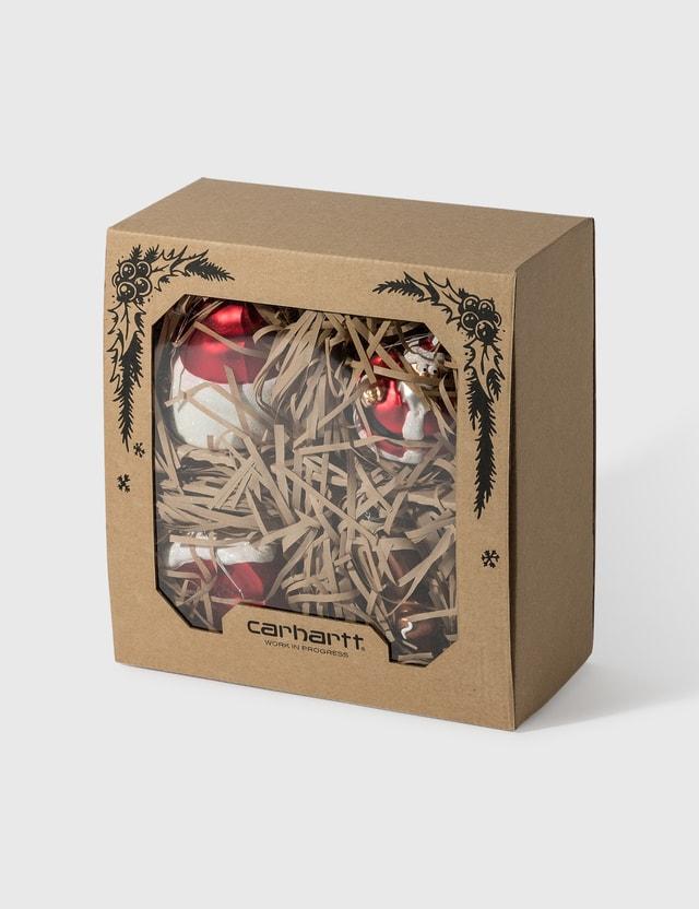 Carhartt Work In Progress Christmas Ornaments Set Multi Unisex