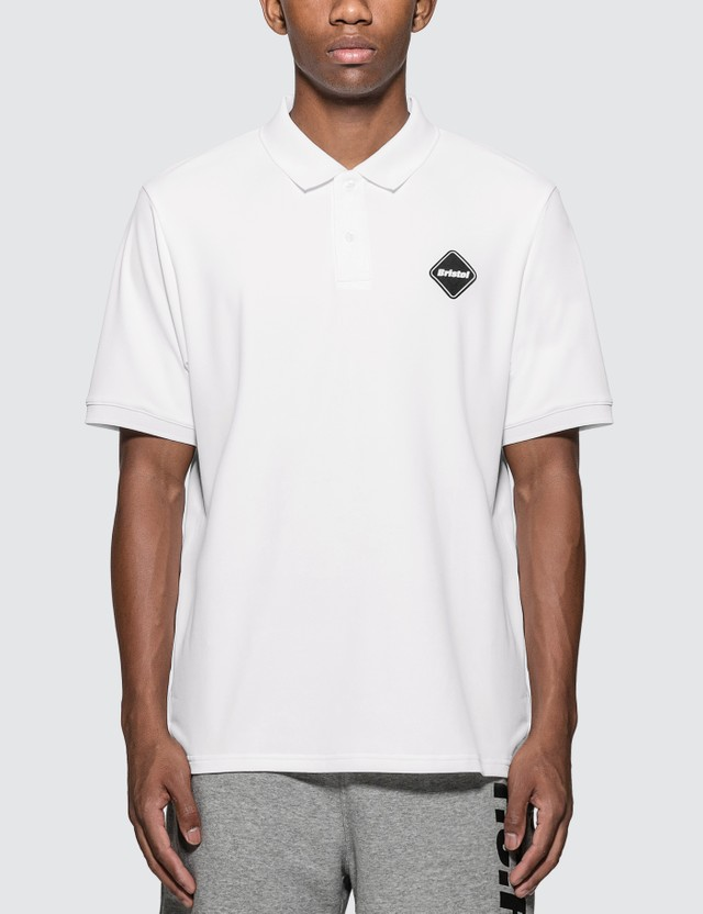 F.C. Real Bristol Oversized Back Logo Polo