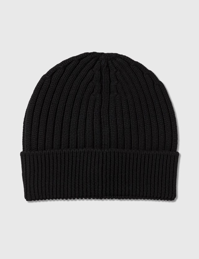 Moncler Grenoble Beanie Black Men