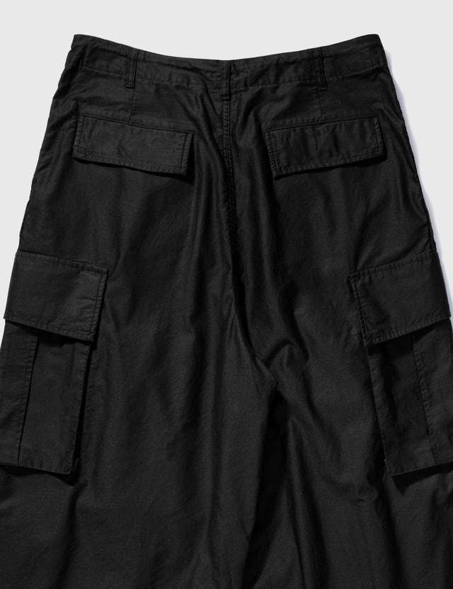 Needles BDU H.D. Pants Black Men