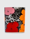 Ligne Blanche Andy Warhol Flowers Candle Multicolor Unisex