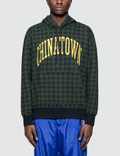 Chinatown Market Printed Gingham Hoodie Picture