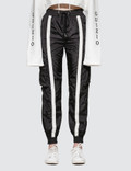 Danielle Guizio Guizio Nylon Trackpants Picture