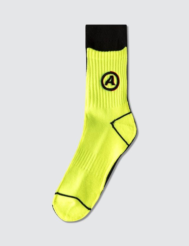 Ader Error Layered Socks