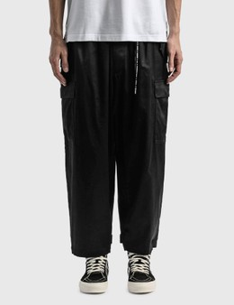 Mastermind World Masterseed Cargo Cropped Pants