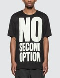 Mastermind World No Second Option T-shirt Picutre