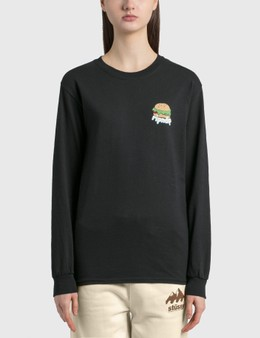 RIPNDIP Fat Hungry Baby Long Sleeve T-Shirt