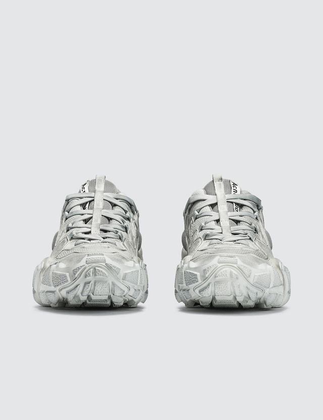 Acne Studios Bolzter M Tumbled Sneakers