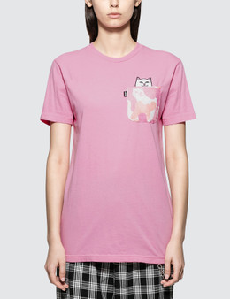 RIPNDIP Lord Nermal Camo Pocket Short Sleeve T-shirt