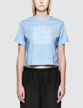 Calvin Klein Jeans Cropped Logo S/S T-Shirt
