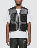 Misbhv The Transparent Black Hunter Vest 사진