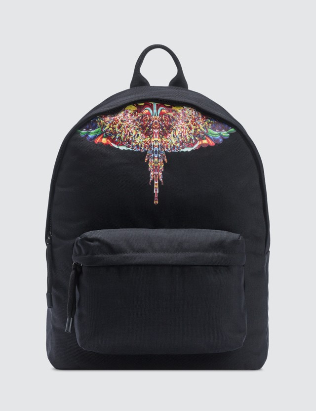 Marcelo Burlon Multicolor Wings Backpack