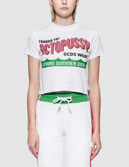 GCDS Octo S/S T-Shirt