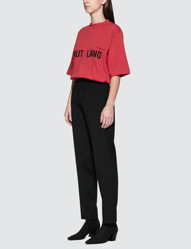 Helmut Lang Campaign PR S/S T-Shirt