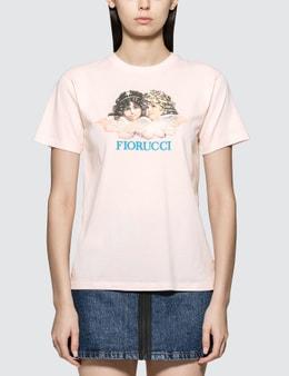Fiorucci Vintage Angels Short Sleeve T-shirt