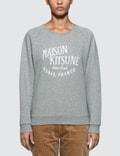 Maison Kitsune Parisienne Sweatshirt Picutre
