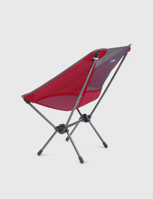 Helinox Chair One - Scarlet/Iron Block Red Unisex