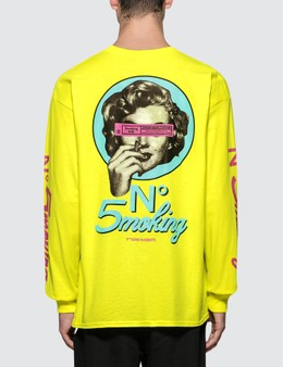 #FR2 No5moking L/S T-Shirt