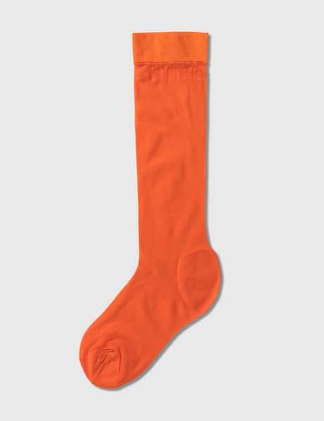 헤론 프레스톤 Heron Preston CTNMB Long Sheer Socks