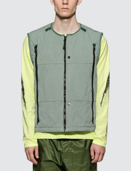 Stone Island Shadow Project Padded Vest
