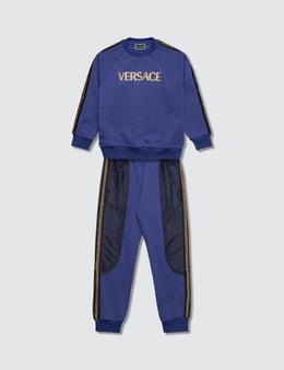 Versace Versace Logo Sweat Set