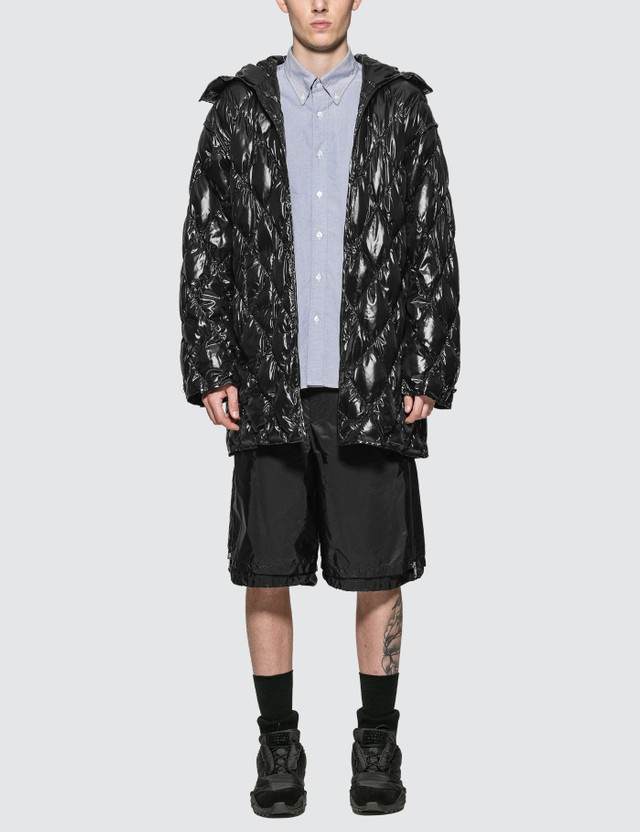 Moncler Genius Moncler Genius x Fragment Design Padded Quilted Lining Fishtail Parka