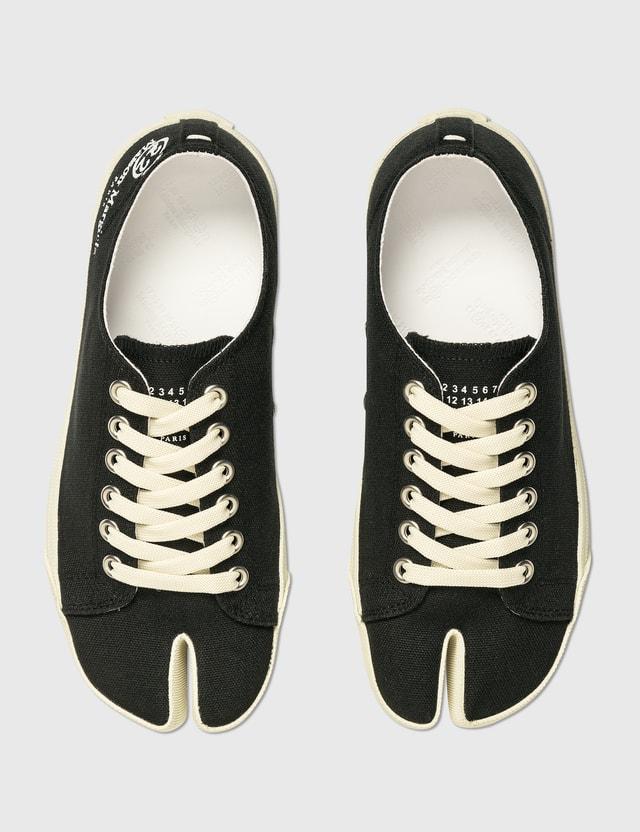 Maison Margiela Tabi Sneakers Black Women