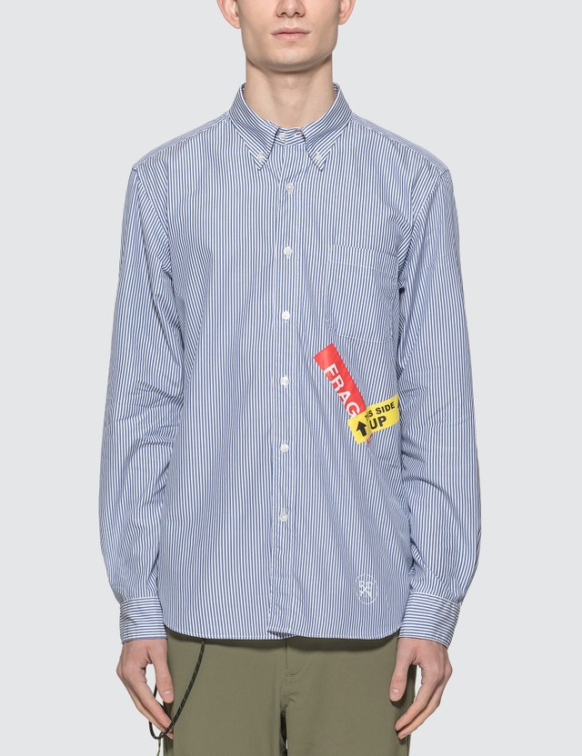 uniform experiment Baggage Tag B.D Shirt