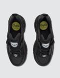 Buffalo London Buffalo Classic Black Low-top Platform Sneakers