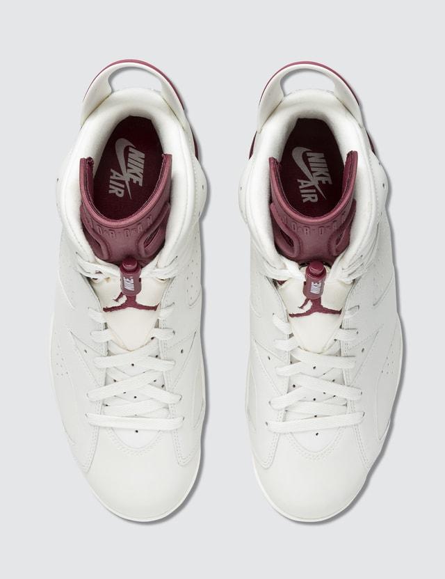 Nike Air Jordan 6 Retro VI Maroon