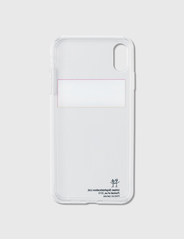 Urban Sophistication Adblock Iphone Cover Clear Unisex