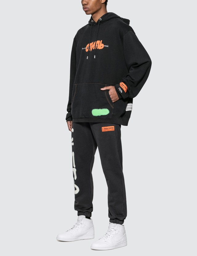 Heron Preston CTNMb Spray Pack Hoodie