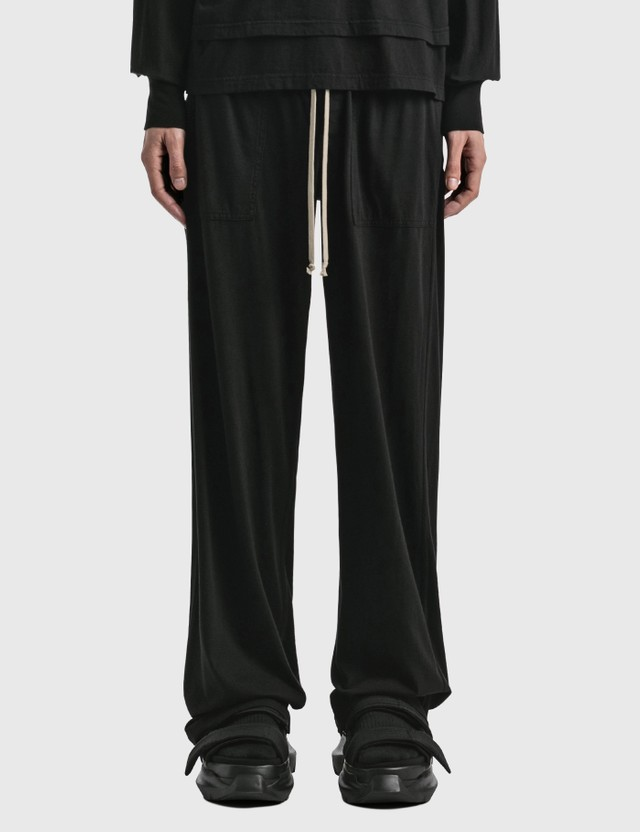 Rick Owens Drkshdw Apostle Pants Black Men