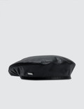 Kangol Faux Leather Beret Picture