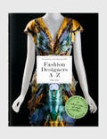 Taschen Fashion Designers A–Z Picutre